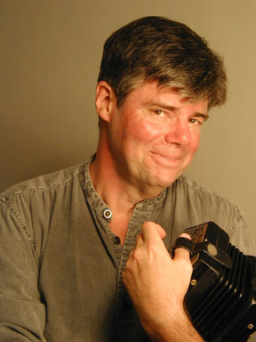 Jeff Warner with Concertina